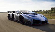 Lamborghini Veneno, 739 CV de pura adrenalina bajo tu pie, ¿alguien en la sala que me dé una vueltecica?