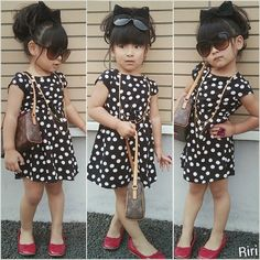 New Little Girls Dress Baby Kids Fashion Dress 10 Stlye Children Summer Dress Kids Fashion Dress 2015 New Children Dresses Fashion Kids, Little Kid Fashion, Little Girl Outfits, Cute Outfits For Kids, Baby Girl Fashion, Toddler Fashion, Cute Girls, Little Fashionista, Baby Kind