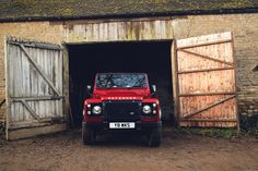 Land Rover Defender Works V8 70th Edition news by CAR Magazine