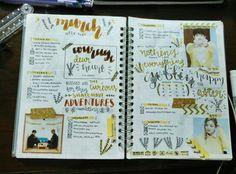 Seventeen Bullet Journal   Carat ❲캐럿❳ Amino