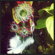 One of my handmade dream catchers which are new!