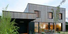 Villa Design in Lyon by Tectoniques Architects