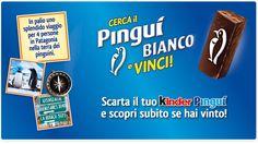 Concorso Kinder Pinguì: vinci viaggio in Patagonia http://tuttoconunclic.altervista.org/blog/concorso-kinder-pingui-vinci-viaggio-patagonia/
