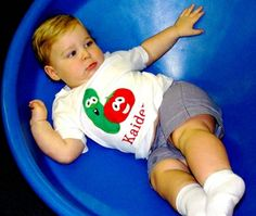 Personalized Veggie Tales Birthday Shirt and/or Shorts