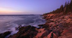 Acadia National Park, Mount Desert Island Maine