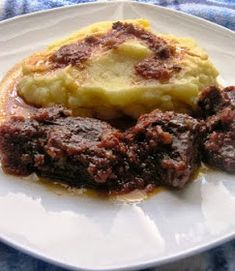 Greek Recipes, Meals, Dinners, Cooking Recipes, Beef, Stuffed Peppers, Kitchen, Hunting, Food