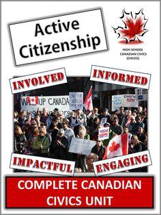 Active Citizenship Coursework