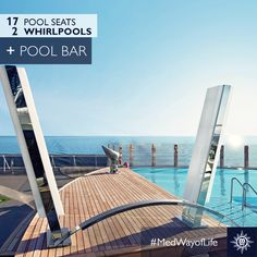 Msc Cruises, Destinations, Excursion, Pool Bar, Sillage, Life, Glamour, The World, West Indies