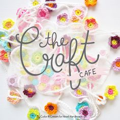 Crochet Flower Garland Pattern & Tutorial