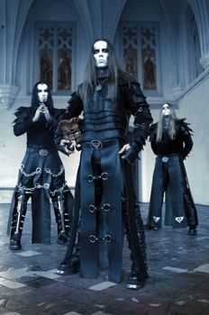 This band from Poland scared me the first time I heard them. They bring a black metal influence to this list (just look at the costumes they have). The drums are incredibly fast and crisp and the guitar work has hints of Middle-Eastern influence.