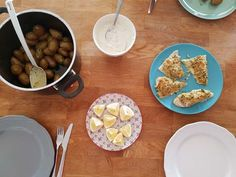 Kabeljau aus dem Ofen mit Dillkartoffeln – Rezept