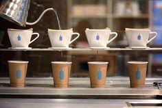 米・人気コーヒーショップ「ブルーボトルコーヒー」が新宿の新商業施設「ニュウマン」にオープン   ニュース - ファッションプレス
