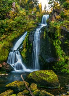 Triberg Falls by PhotonPhotography -Viktor Lakics on 500px...  #Triberg #germany #highestwaterfall