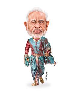 Happy new Year Modi 2020 Happy New Year India 2020 Cartoon Pics, Cute Cartoon, Cartoon Art, 3d Art Drawing, 3d Drawings, Caricature Artist, Caricature Drawing, Happy New Year India, Cool Pictures For Wallpaper