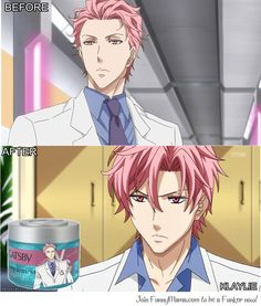 karneval anime funny | Akari Sensei (Karneval)-he looks veryvery much better on the season two <3 <3 my geeee nosebleed.............................