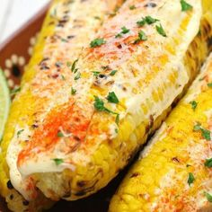 awesome sides like this Mexican Street Corn over a campfire are essential to eating well while you're enjoying nature!Grilling awesome sides like this Mexican Street Corn over a campfire are essential to eating well while you're enjoying nature! Camping Dishes, Camping Snacks, Camping Cooking, Van Camping, Vegetarian Camping, Camping Crafts, Dinners For Camping, Easy Camping Food, Food To Take Camping