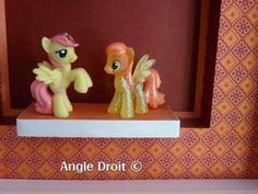 Encadrement d'une élève de l' Atelier ANGLE DROIT- Annette- Boitage- Licornes- Fiche Eclat de Verre-3 Angles, Unicorns, Picture Frame, Drinkware, Atelier