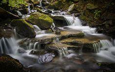 Blaen Bran Waterfall