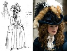 The Duchess (2008), Costume Design by Michael O´Connor