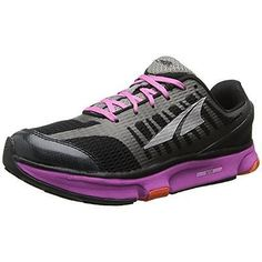 Altra 8537 Womens Provision 2 Black Mesh Running Shoes Sneakers 8 BHFO