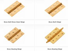 #Brasshings #BrassDoorHings   #BrassHardware  #BrassBuildersHardware   The skills and expertise of our professionals has led us to be known as renowned manufacturers and suppliers of superior quality Door Hinges.