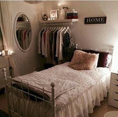 chambre à coucher, maison, demeur, chambre