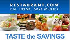 Today Only: 60% Off Gift Certificates at Restaurant.com, $25 for $4, $15 for $2.40, $10 for $1.60 – EXP 3/7/2014