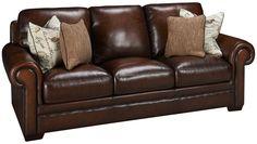 Delicieux Simon Li Hillsboro Leather Sofa