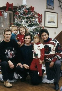 Tanner Christmas They Were All Awesome Eps