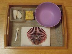 Great montessori practical life activity!!