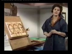 """""""Paint Along With Nancy"""" (ITV series) Strangely comforting!"""