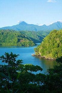 Tufi, Papua, NEW GUINEA