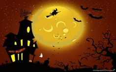 Happy Halloween - Here you get some best collection of the Happy Halloween Images Free. Wish you a happy halloween.
