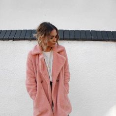 This coat is my new go-to
