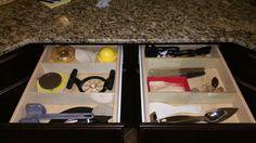 Odd-shaped utensils