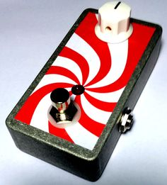 Saturnworks Peppermint Boost Guitar Pedal by Saturnworks on Etsy, $77.00