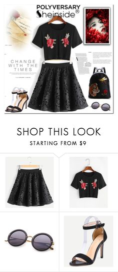 """""""SheIn XXV/4"""" by s-o-polyvore ❤ liked on Polyvore"""