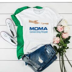 MDMA Connecting People t shirt