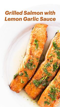 Grilled Salmon Recipes, Healthy Salmon Recipes, Gluten Free Recipes Salmon, Best Salmon Recipe Baked, Fresh Salmon Recipes, Grilled Seafood, Salmon Dishes, Seafood Dishes, Seafood Recipes