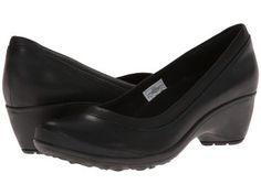 Merrell - Veranda (Black) Women's Slip-on Dress Shoes