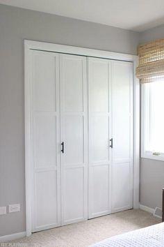 35 best closet door ideas images closet bedroom small bedrooms rh pinterest com