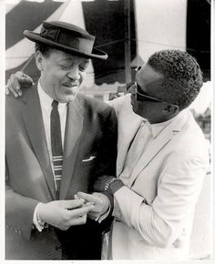 """ ""Jazz Giants "" Lester Young with Miles Davis "" Cool Jazz, Miles Davis, Jazz Artists, Jazz Musicians, Music Artists, Jamie Cullum, Free Jazz, Hard Bop, Jeanne Moreau"