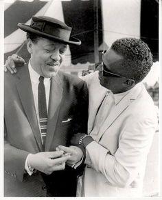 Lester Young & Miles Davis - #Jazz #Legend