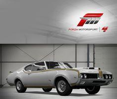 Forza Motorsport 4 - Oldsmobile 442 1977