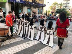 Calpe Parades