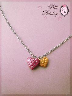 Jewelry, Fashion, Two Hearts, Heart Necklaces, Moda, Jewlery, Jewerly, Fashion Styles, Schmuck
