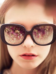 6ef1c6e017 Nimue Smit Enchants in Dior s  An Exceptional Christmas  by Koto Bolofo. Ray  Ban Sunglasses ...