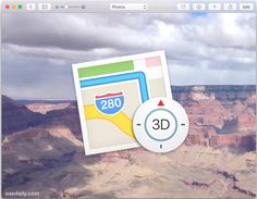 Add a location to a picture in Photos for Mac