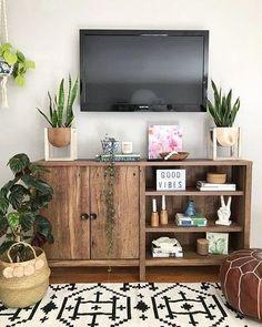 emilyeveryday Eclectic Living Room Design