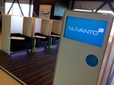 Relaxation Area  Helsinki Airport (2012)